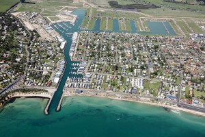 Hidden Harbour Marina at Martha Cove
