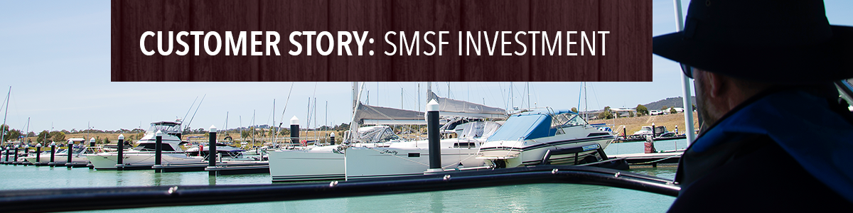 Invest in a Marina Berth through SMSF